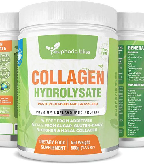 Hidrolizirani kolagen – 500 g